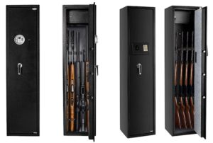 Правила хранения огнестрельного охотничьего оружия дома