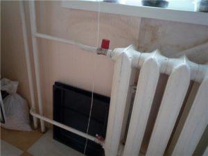Батареи горячие но в квартире холодно почему