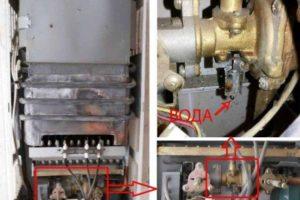 Как вернуть неисправную газовую колонку в магазин
