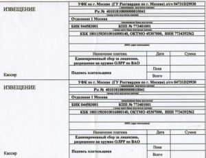 Госпошлина на лицензию на оружие 2020 сумма