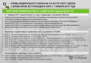 Сроки внесения декларации о сделках с древесиной в егаис