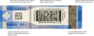Подделка акцизных марок на алкоголь