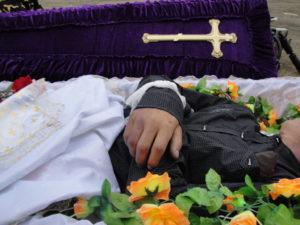Как похоронить умершего если у семьи нет средств на похороны
