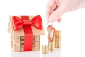 Как подарить дом чтобы одариваемый не мог продать его