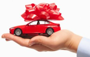Подарит ли муж машину
