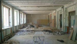 Снести стену в квартире куда обращаться за разрешением