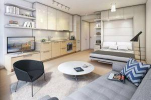 Чем отличается студия от квартиры