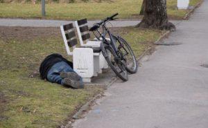 Если пьяным поймали за рулем велосипеда