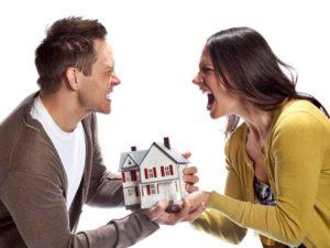 Муж хочет подарить жене долю в квартире