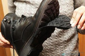 Возврат ношеной обуви в магазин