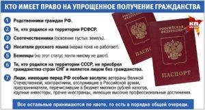 Как получить российское гражданство пенсионеру