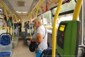 Проезд в муниципальном транспорте пенсионерам в омске новосибирске