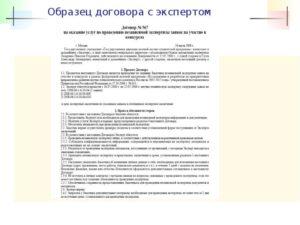 Договор на продюсирование инфобизнесменов