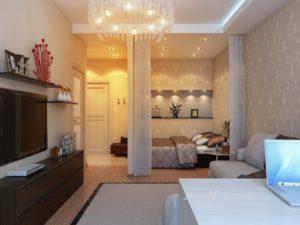 Выделение отдельной комнаты в квартире