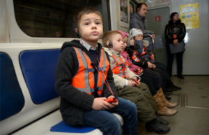 Со скольки лет в метро платный проезд для детей