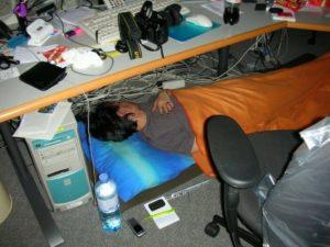 Пьяный сотрудник на рабочем месте что делать