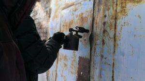 Как раскрыть кражу из гаража