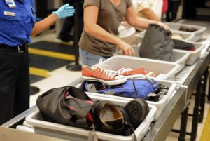 Как проводится проверка багажа