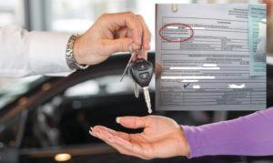 Как снять с налогового учета угнанный автомобиль