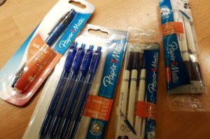 Срок годности ручки шариковой