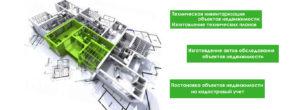 Техническая инвентаризация и учет объектов недвижимости