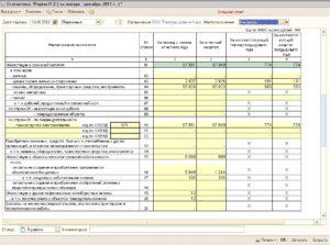Отчет п 2 квартальная инструкция по заполнению