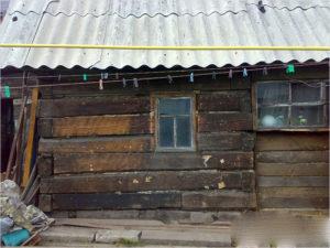 Если из шпал пастроить дом не вредно ли