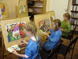 Как открыть детский кружок