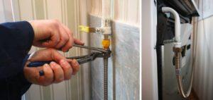Как можно отключить газ в квартире от общего стояка