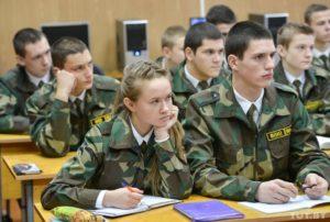 Среднее образование после 11 класса военное