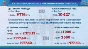 Выплаты на 2 ребёнка в 2020 году севастополь