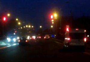 Камера тренога проезд на красный свет