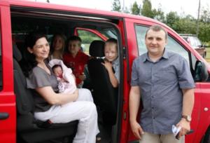 За какого ребенка дают машину в татарстане