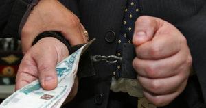 Что делать если незаконно обвиняют в даче взятки