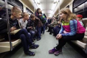 Возраст бесплатного проезда детей в метро