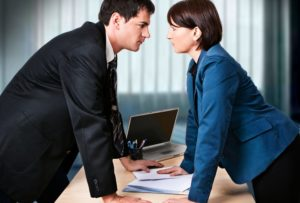 Конфликт на работе с начальством