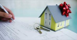 Можно ли вернуть подаренную недвижимость