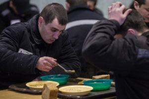 Питание заключенных в россии