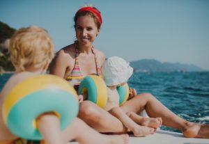 Летний отпуск мамам двух и более детей