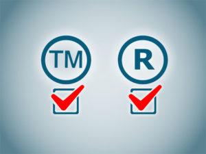 Зарегистрировать бренд и логотип